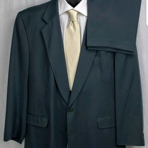 Men's Navy Suit-48